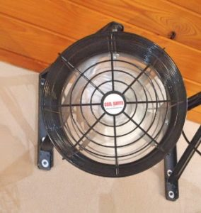 "Cool Barns 12"" Stall Fan"